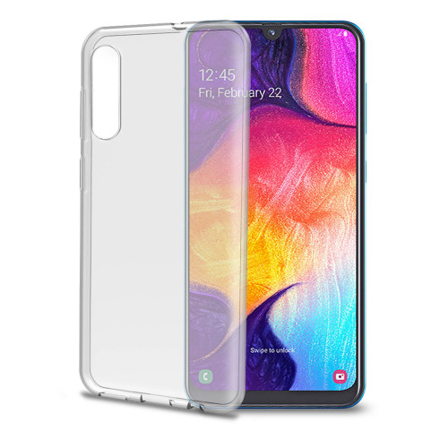 Celly Gelskin TPU Cover Galaxy A50