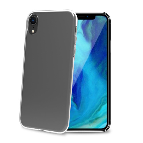 Celly Gelskin TPU Cover iPhone Xr Tr