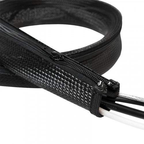 LogiLink Kabelgömma FlexWrap Zipper 1m
