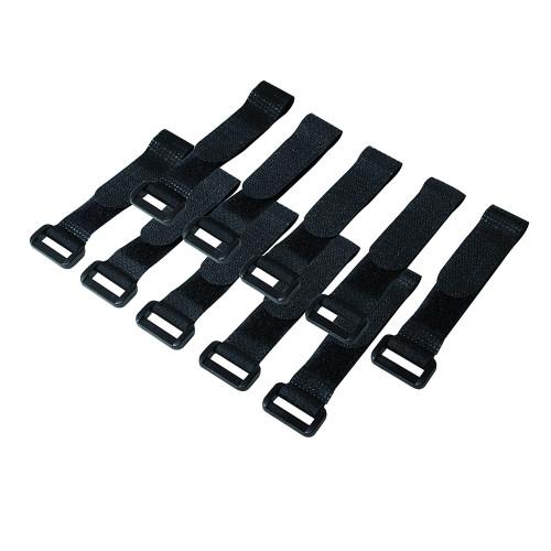 LogiLink Kabelsamlare Kardborr 10-pack