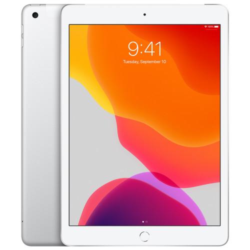 "Apple iPad 10.2"" 128GB Wi-Fi/4G Silv"