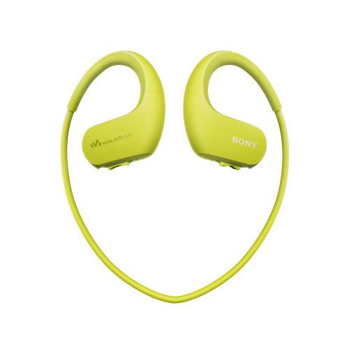 SONY SPORT Walkman 4GB Yellow/Lime