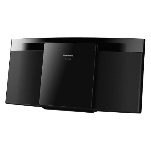 Panasonic 2ompakt vägghängd microstereo