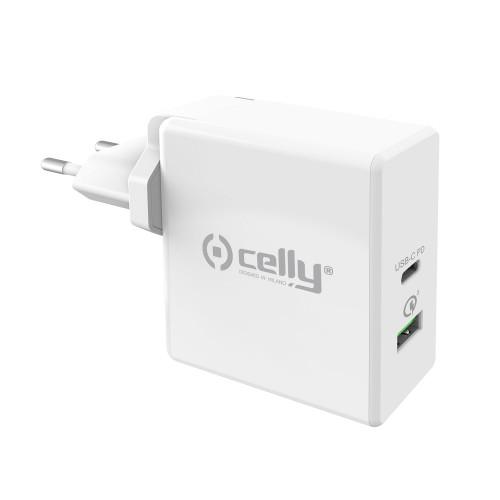 Celly Laddare USB-C PD 30W / QC3.0