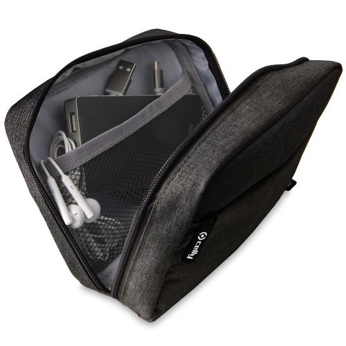 Celly Travelbag 14x17x4cm Svart