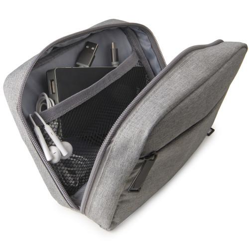 Celly Travelbag 14x17x4cm Grå