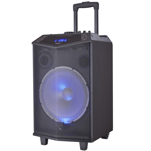 """Denver 12"""" Bluetooth-högtalare rullba"""