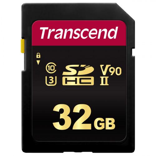 Transcend SDHC  32GB UHS-II U3 R285/W180