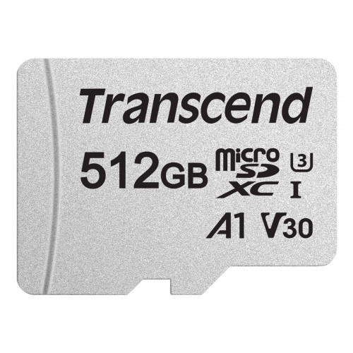 Transcend microSDXC 512GB U3 (R95/W40)