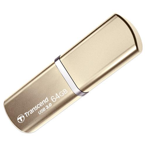 Transcend USB 3.0-minne JF820 Met. 64GB
