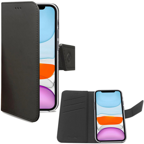 Celly Wallet Case iPhone 11 Sv