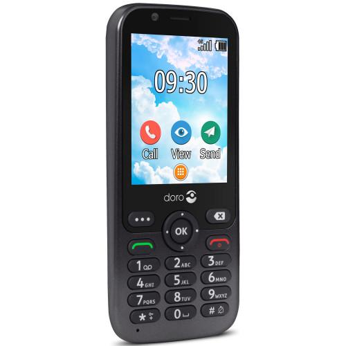 Doro 7011 4G Graphite