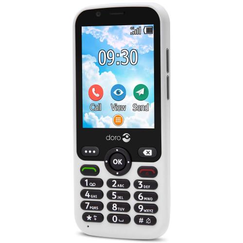 Doro 7011 4G Vit