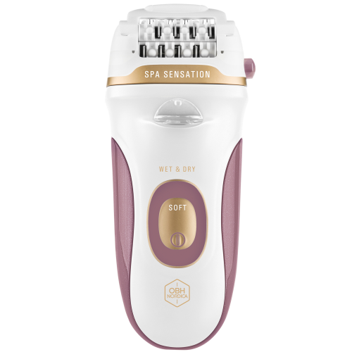 OBH Nordica Epilator Spa Sensation+