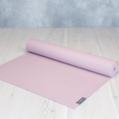 Yogiraj Allround mat 4 mm Heather pink