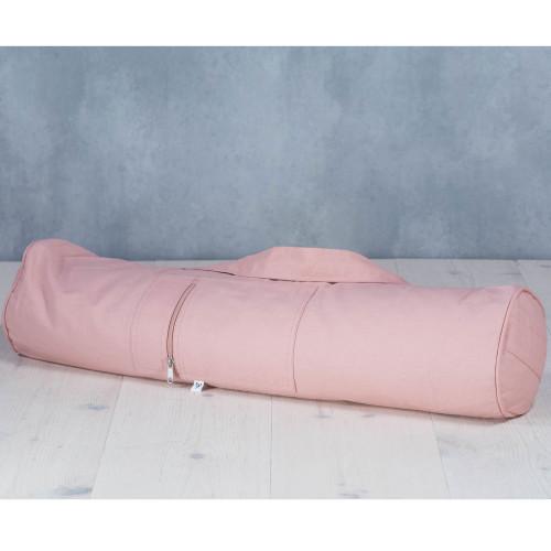 Yogiraj Yoga mat bag Heather Pink