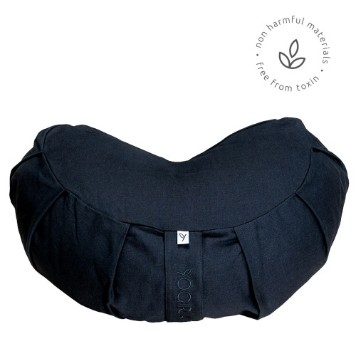 Yogiraj Meditation cushion crescent Mi
