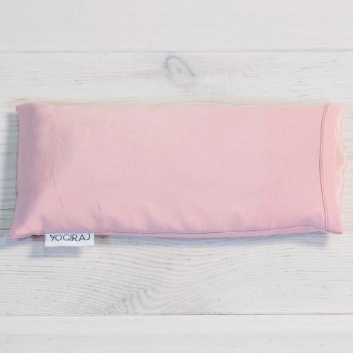 Yogiraj Eye pillow Heather Pink