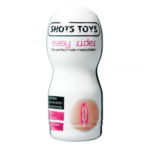 Shots Toys Easy Rider Masturbator Vaginal