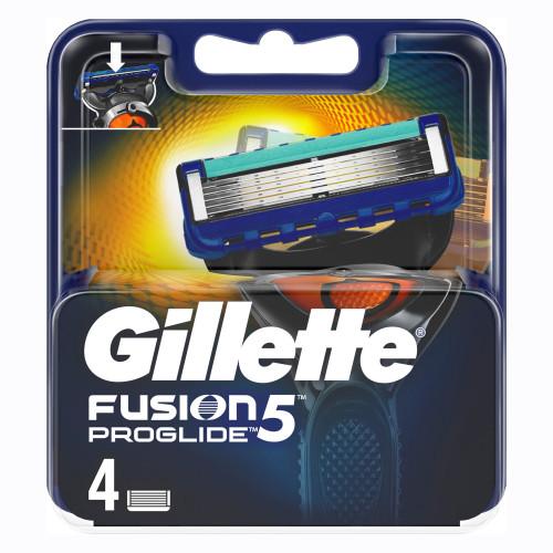Gillette Rakblad Fusion Proglide 4-pack