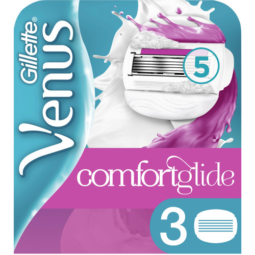 Gillette Venus&Olay Sugarberry 3-pack