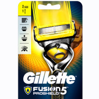 Gillette Fusion Proshield Manual FR
