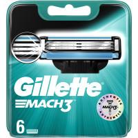 Gillette Mach3 Base 6p