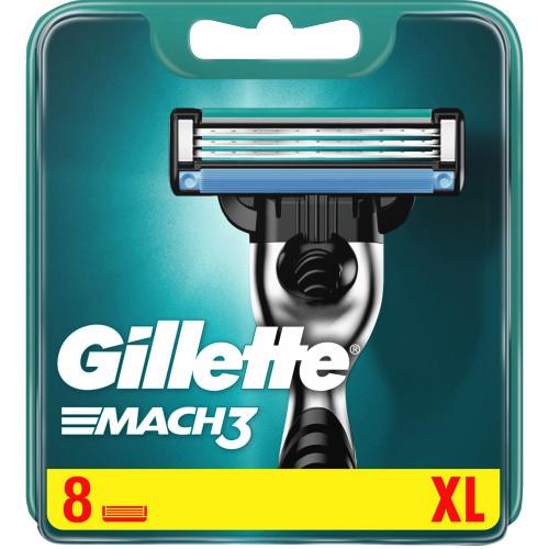 Gillette Rakblad Mach3 Turbo 8-pack