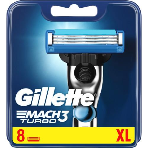Gillette Mach3 Turbo 8p