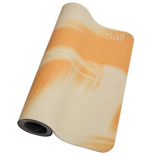 Casall Yoga-matta nat.rubber grip 5mm