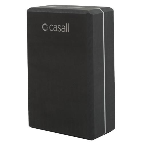 Casall Yoga block Black/white