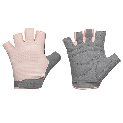 Casall Exercise glove wmns S Pink/Gre