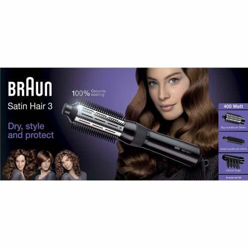 Braun Airstyler AS330 Satin hair