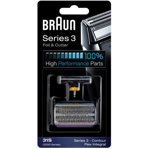 Braun Kombipack 31S Silver