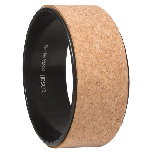 Casall Yoga Wheel cork Natural cork/b