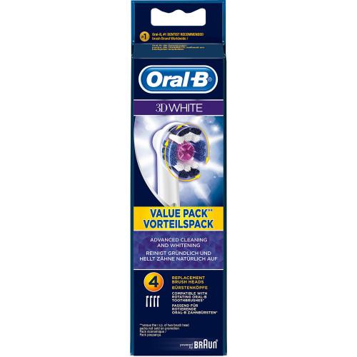 Oral B Refiller 3D White 4 st