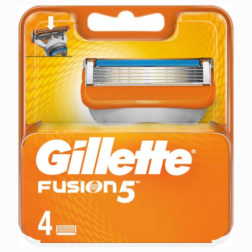Gillette Rakblad Fusion 4-pack