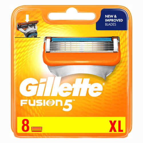 Gillette Rakblad Fusion 8-pack