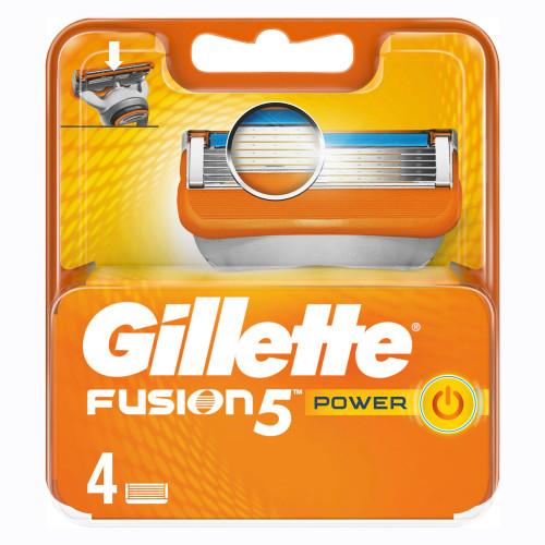 Gillette Rakblad Fusion Power 4-pack