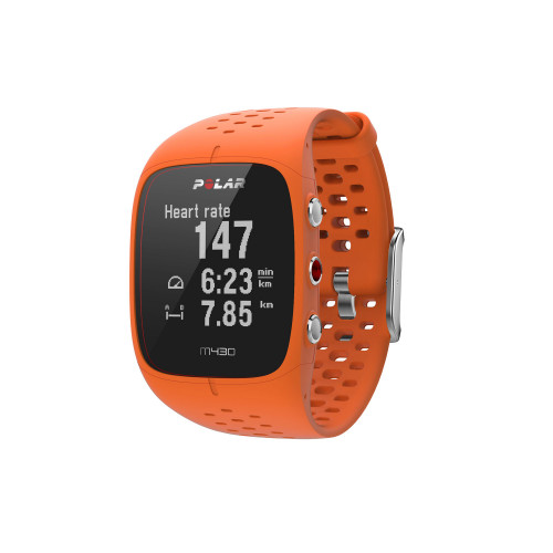 Polar M430 OHR Medium Orange