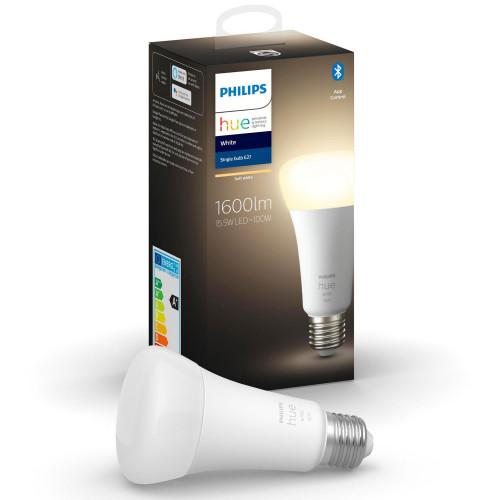 Philips Hue White E27 100W 1600lm 1-pa