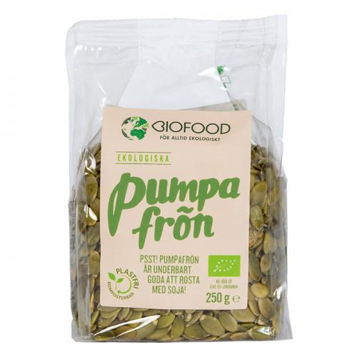 Biofood Pumpafrön 250g EKO