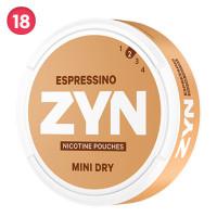 ZYN Mini Dry Espressino 5-pack