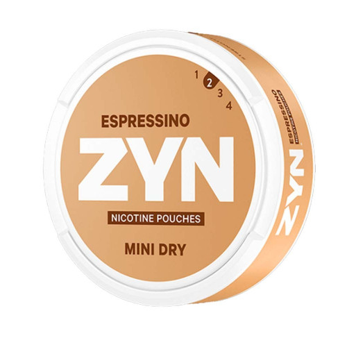 ZYN Mini Dry Espressino 5-pack