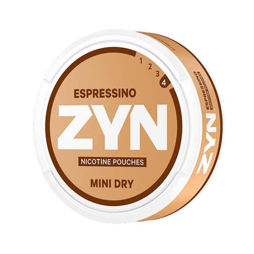 ZYN Mini Dry Espressino Strong 5-pack