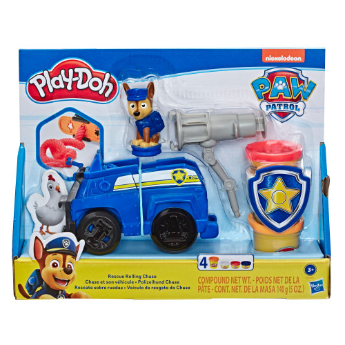 Play Doh Paw Patrol Rescue Rolling Chas