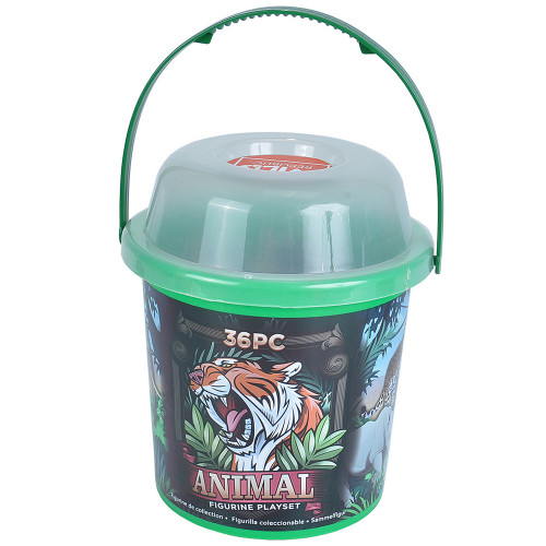 Wild Republic Adventure Buckets Large Animal