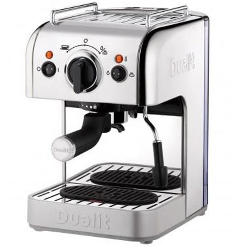 Dualit Espressomaskin 3 in 1 Krom 130