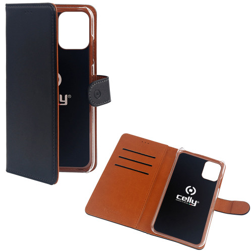 Celly Wallet Case iPhone 12 Mini Sva