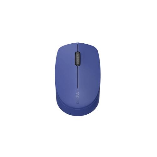RAPOO Mus M100 Multi-Mode Trådlös Optisk Blå